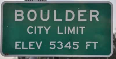 New to Boulder? Welcome!